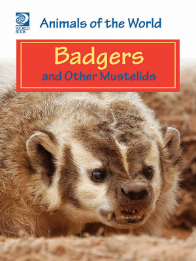 badgers book from World book